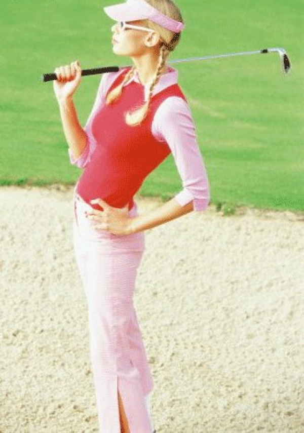 Women Golf Fashion