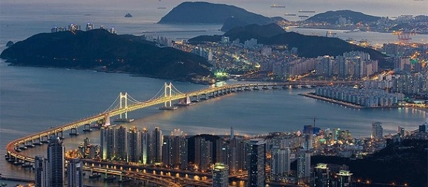 Explore Busan, Korea's Beautiful Coastal City!