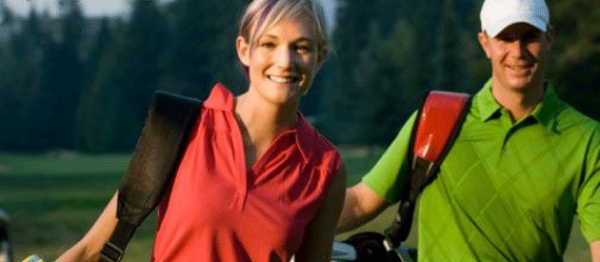 man-and-woman-on-golf-course