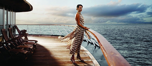 woman-on-deck-of-luxury-cruise-liner
