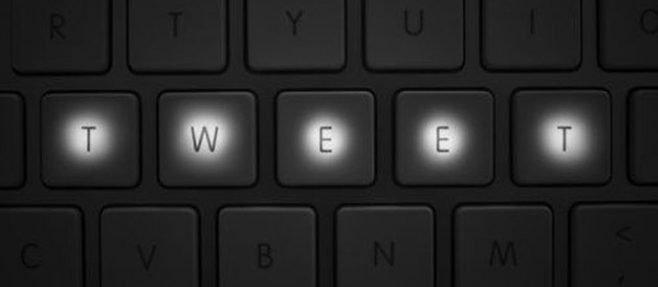tweet-on-keyboard