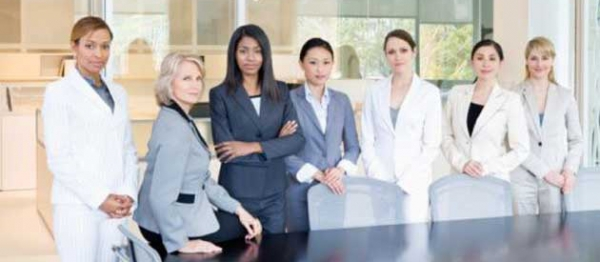 women-business-team