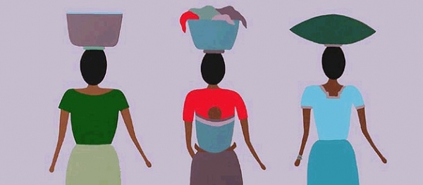 Women-balancing-baskets-on-head