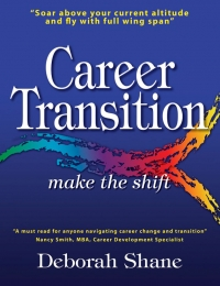 5 Steps to Career Reinvention Revealed in Deborah Shane's New Book!