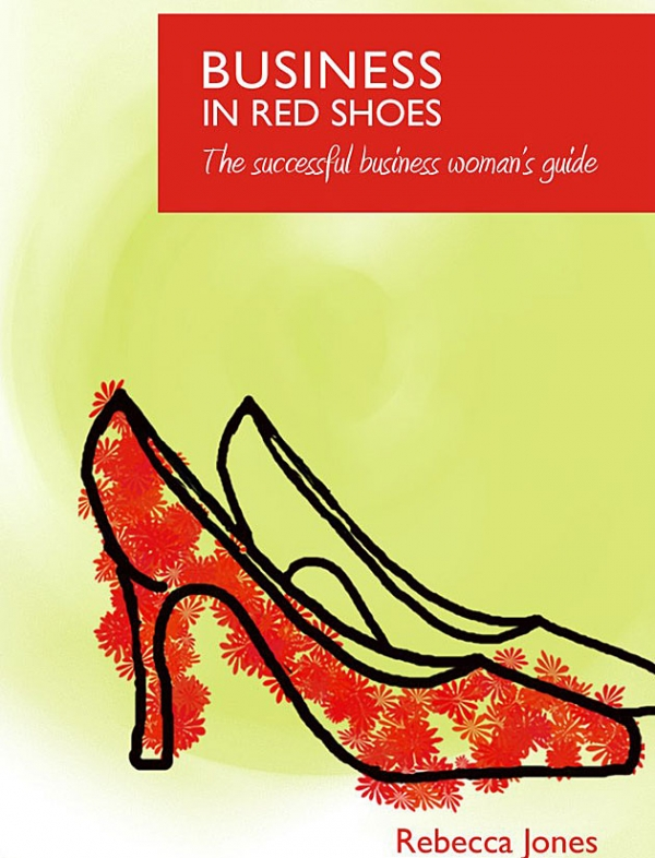 Business in Red Shoes book