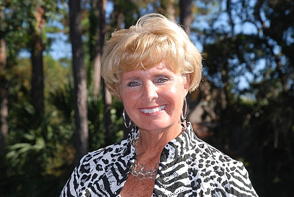 Pamela Swensen, CEO, Executive Women's Golf Association