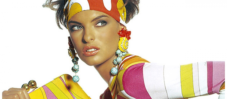 linda-evangelista-wearing-pucci-for-vogue