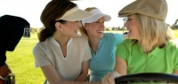 The Four F's of Golf: Fitness, Fresh Air, Friendship and Fun