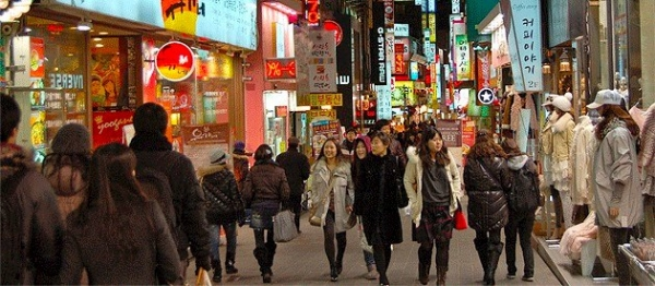 The Top Shopping Districts You Must Visit In Korea